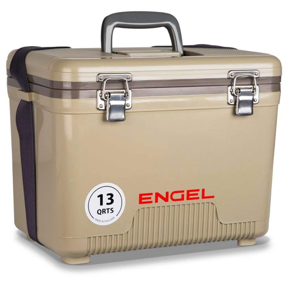 Amazon.com: Engel 13 Quart - Nevera ligera de pesca con ...