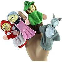Tongshi Juguete de la marioneta del dedo Nuevo