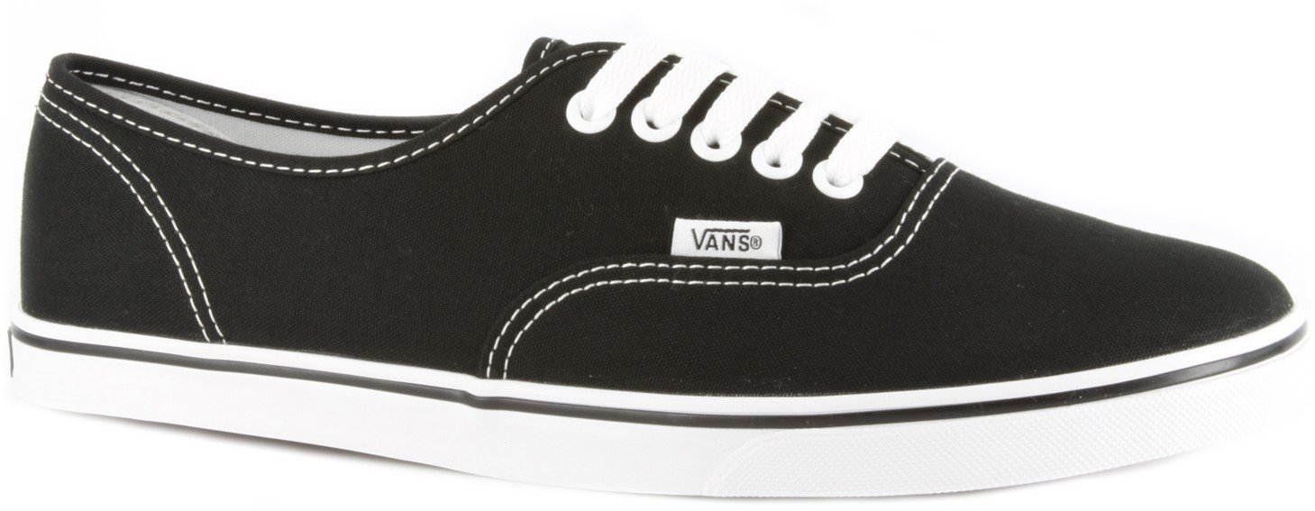 Vans Men's Authentic(Tm) Core Classics B01MPVUPQ5 8.5 M US Women / 7 M US Men|Black/True White