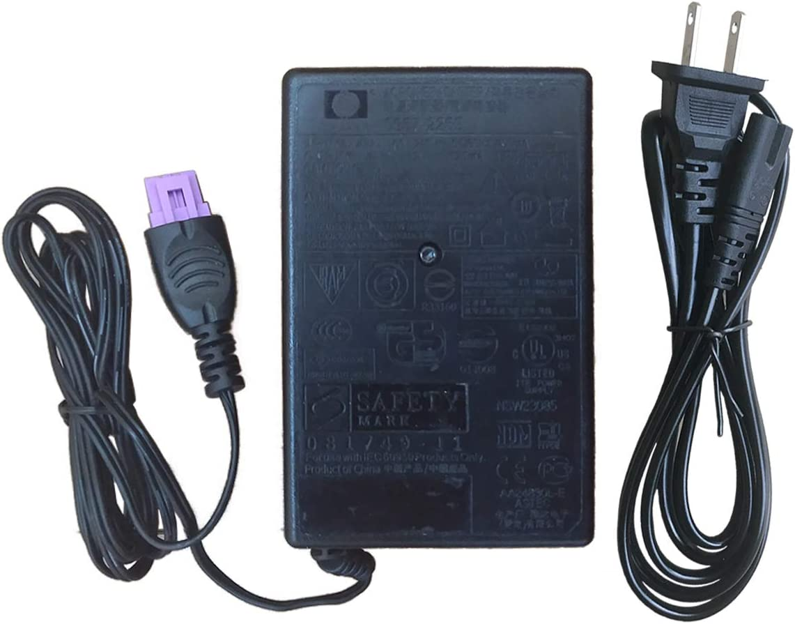 Original 32V 625mA AC Adapter for HP Deskjet F4580 F4210 F4230 F4235 F4240 F4250 F4272 F4273 F4274 F4275 F4280 F4283 F4288 F4292 F4293 Printer Power Supply Charger