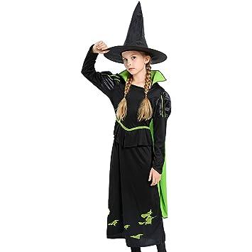 Vestido De Princesa De Hada De Bruja Malvada De Halloween,Disfraz ...