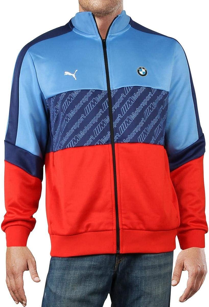 PUMA Men's BMW MMS T7 Track Jacket