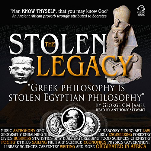 Bargain Audio Book - The Stolen Legacy