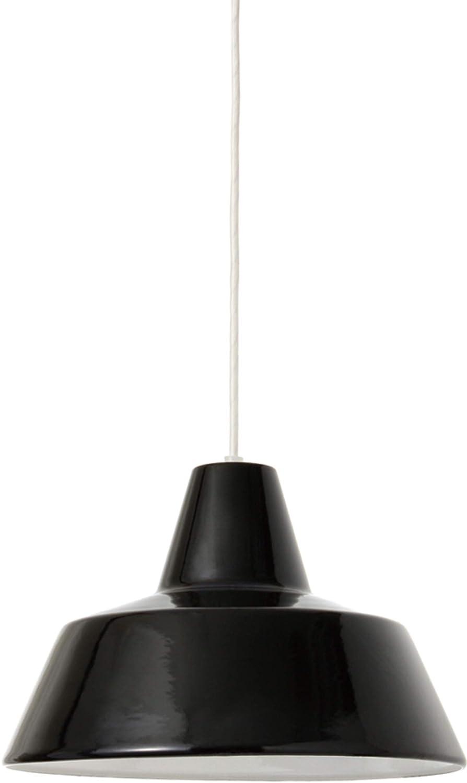 ハモサ HERMOSA ペンダントランプ EN-001BK2 マルティホーローランプ 2灯 ブラック B010PXZSVM