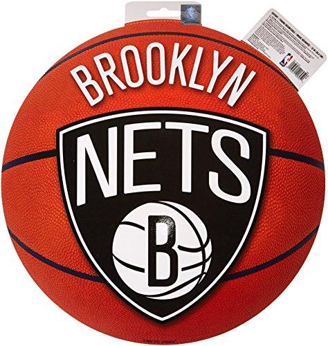 Amscan (Amsdd) Large Cutout Decoration, Brooklyn Nets