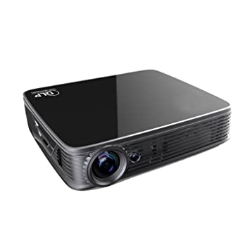 GT918 Doble WiFi DLP 3D Proyector Portable 1280x800 Resolución ...