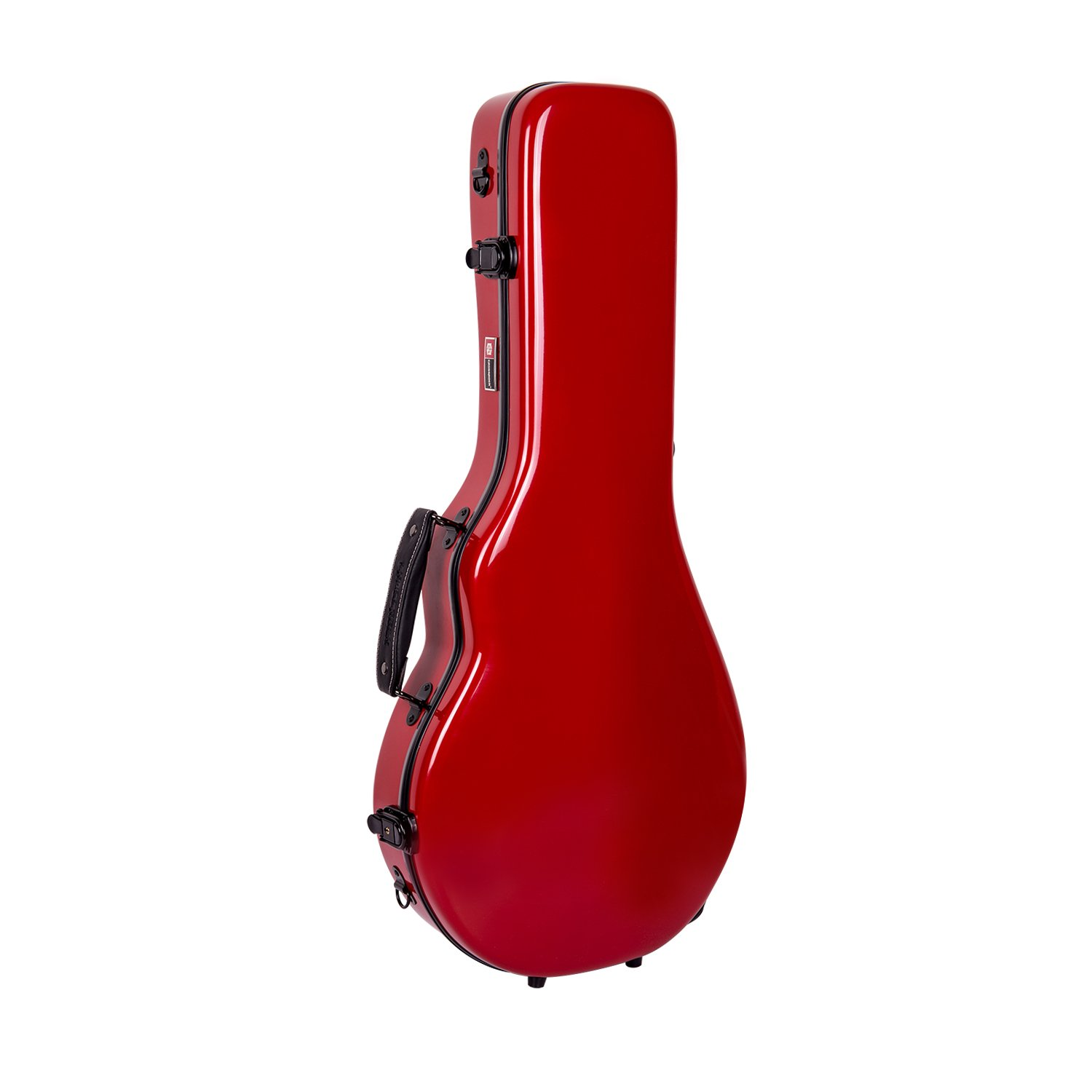 Crossrock CRF1000MAFYL Fiberglass Mandolin Case, Fit for Both F Style & A Style,Yellow Crossrock Case Company