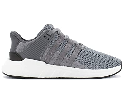 aa18bd9bb376 adidas Mens Originals EQT Support 93 17 Trainers in Grey- Lace ...