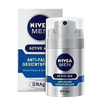 Nivea Men Active Age Anti-Falten Gesichtspflege, 1er Pack (1 x 50 ml)