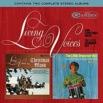 The Living Voices - Sing Christmas Music/The Little Drummer Boy ...