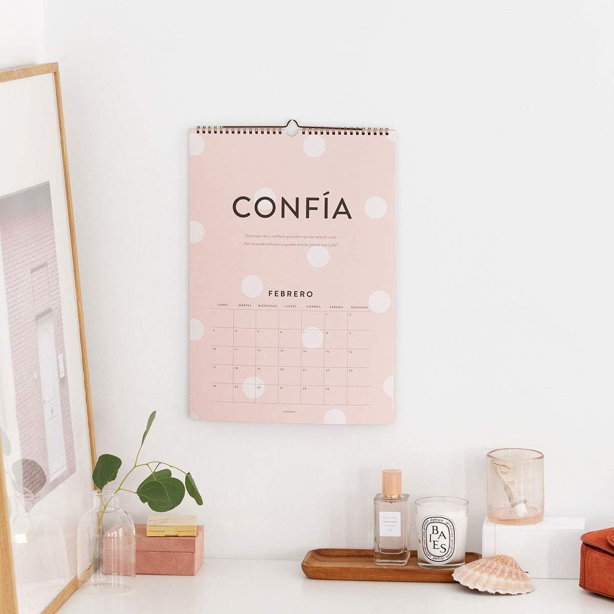 Calendario de pared 2020. Jefa de tu vida.: Amazon.es: Oficina y papelería
