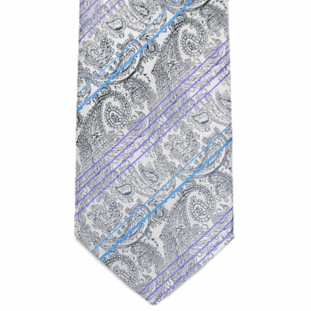 TieMart Special Purchase Tie and Pocket Round Set in Barnum