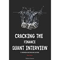 Image for Cracking the Finance Quant Interview: 75 Interview Questions and Solutions