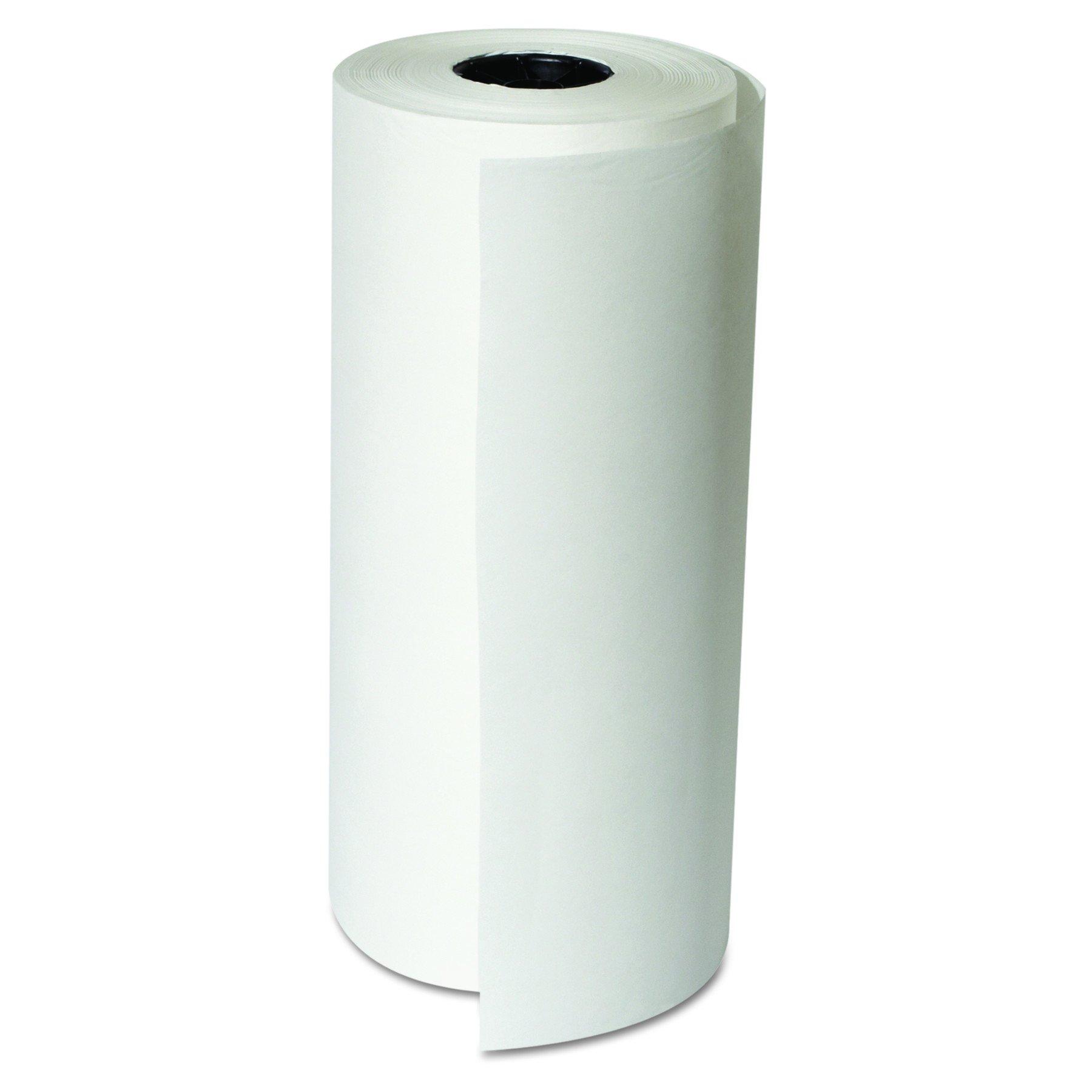 Boardwalk B3040900 Butcher Paper, 30'' x 900 ft, White Roll