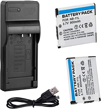 SX420 is Digital Camera Micro USB Battery Charger for Canon PowerShot SX400 is SX410 is
