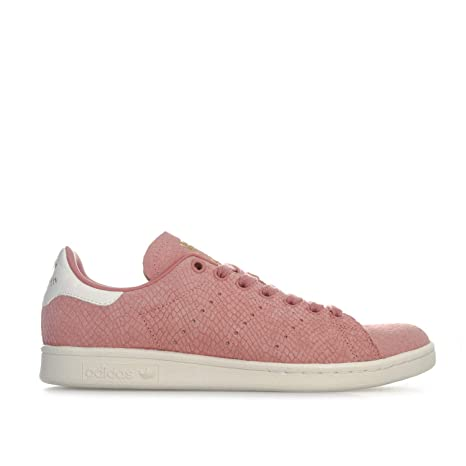 adidas Stan Smith W, Scarpe da Fitness Donna, Rosa RoscenCasbla 000, 36 23 EU