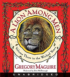 A Lion Among Men Audiobook