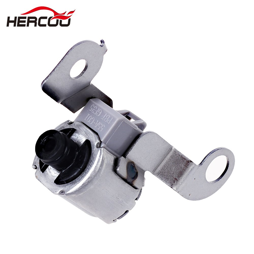 Hercoo A340e A343f Transmission Shift Solenoid Kit 2001 Toyota Rav4 Compatible With 02 04 Tacoma 4runner Tundra Sequoia Automotive