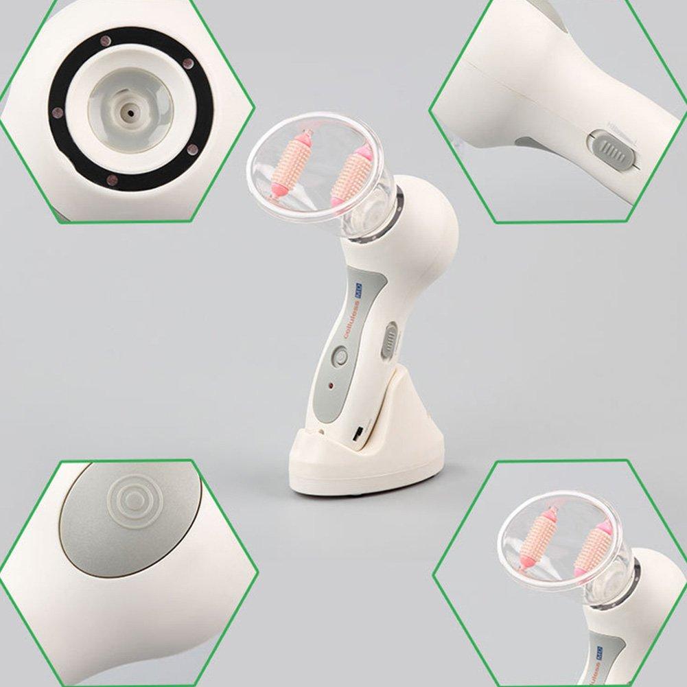 mit Zwei Vakuumpumpen-Schalen-Brust vergr/ö/ßern Wachstums-Stimulations-Ger/ät Frauen-Brust-Massager-elektrische Fettabsaugung