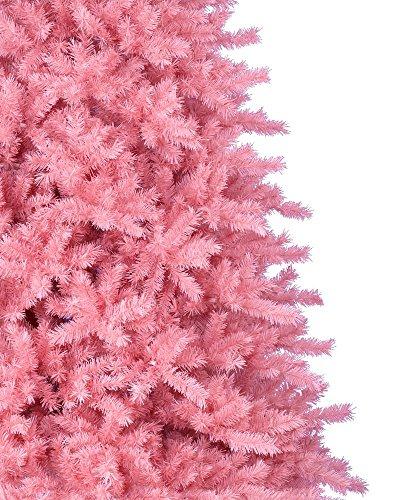 Pink Artificial Christmas Trees: Treetopia Pretty In Pink Artificial Christmas Tree, 5 Feet