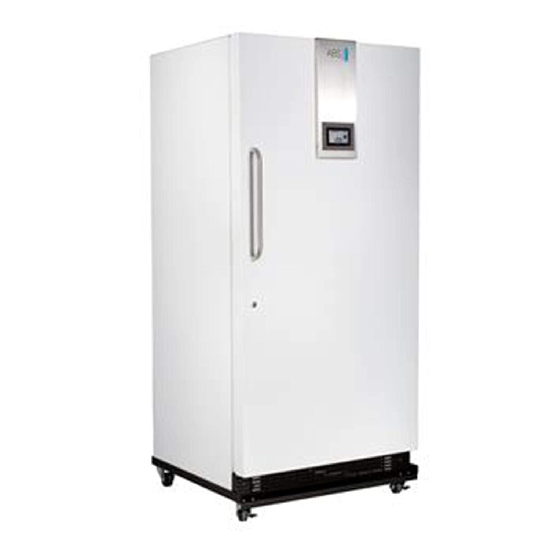American BioTech Supply ABT-MFP-14-TS TempLog Premier Manual Defrost Freezer, 14 cu. ft. Capacity, White