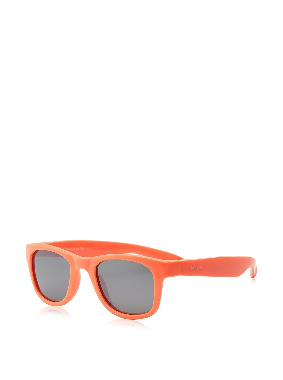 Real Kids Shades Surf Flex Fit with Mirror Sunglasses (Lens 2 Plus, Neon Green Wayfarer) 2SURNGR