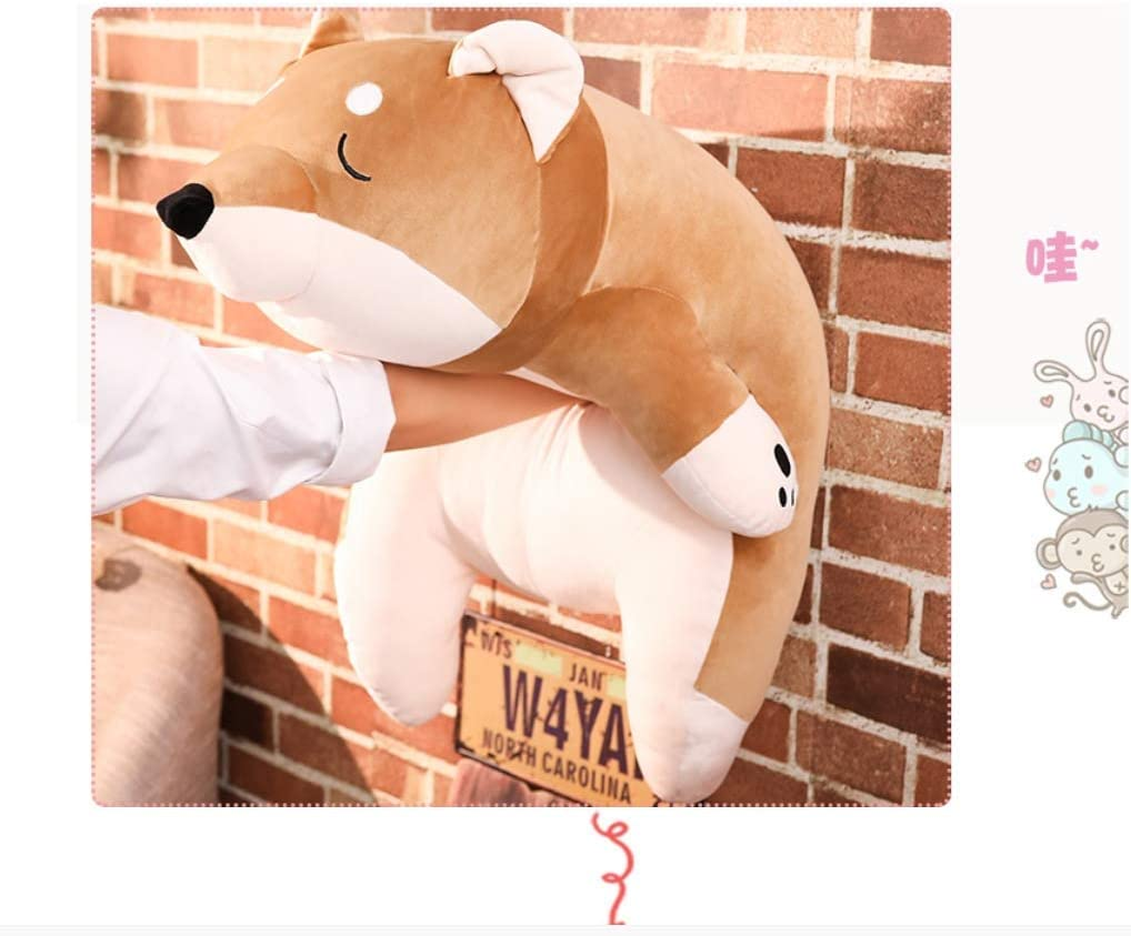 Coussin de Sommeil Confortable pour Enfant Cadeau pour Fille et gar/çon Jouet pour b/éb/é ANNIUP Coussin en Peluche pour Animal Domestique d/écoration de lit