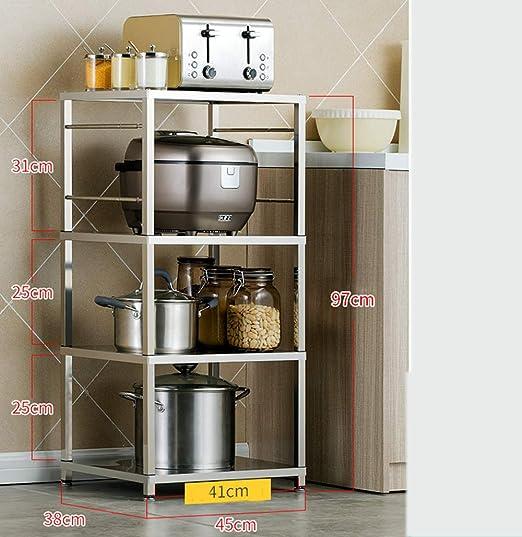 Shelf Estante para macetas de Varias Capas/Rejilla de Cocina de ...