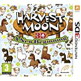 Harvest Moon: A New Beginning (Nintendo 3DS) by pqube