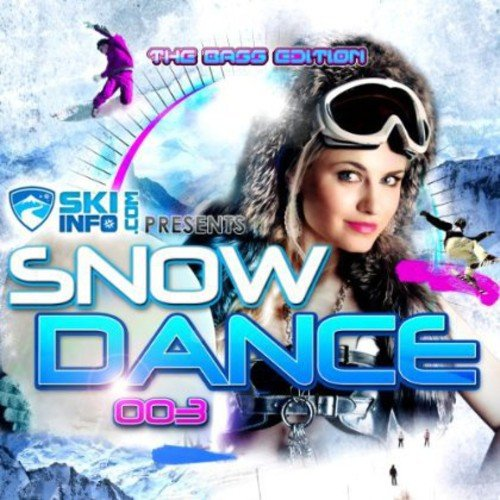 CD : Snowdance 003 - Snowdance 003 (United Kingdom - Import, 2PC)