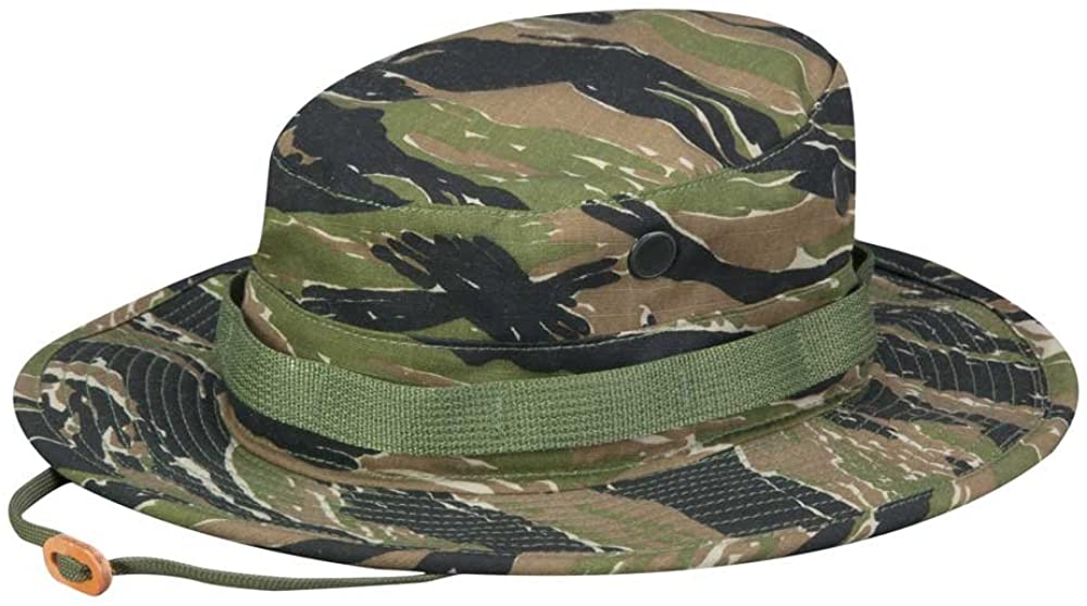 Amazon Com Propper Men S Twill Boonie Sun Hat Clothing