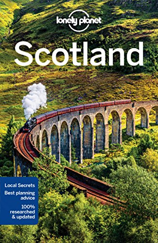 Best Place To Visit For Christmas - Lonely Planet Scotland (Travel Guide)