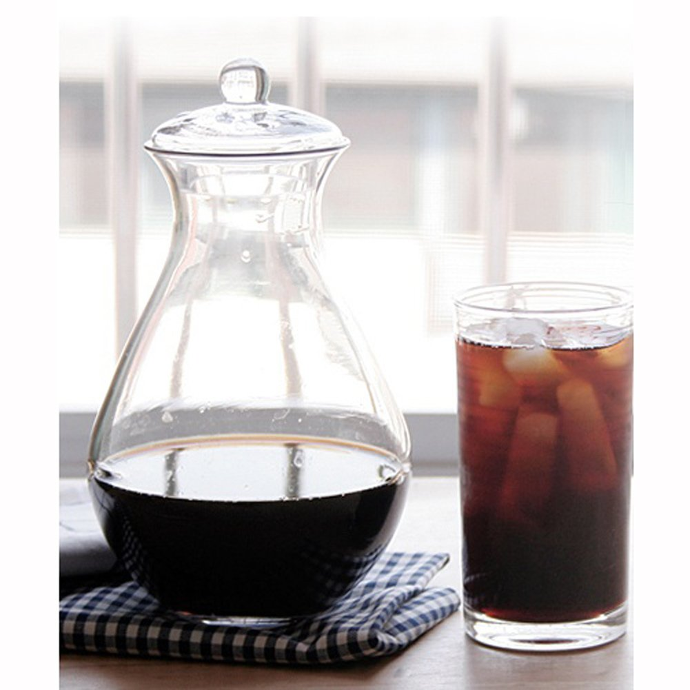 GTBeans Miracle 700 Cold Brew Dutch Coffee Maker Hand Drip SET 24 oz with Tamper filter by GTBeans (Image #2)