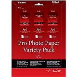 Canon 6211B021 PVP-201 Musterpaket Pro Pack A 4, Fotopapier, 3 x 5 Blatt