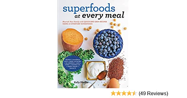Delicious, Nutritious, Super-fast Superfood (The Secret Superfoods Series Book 2)