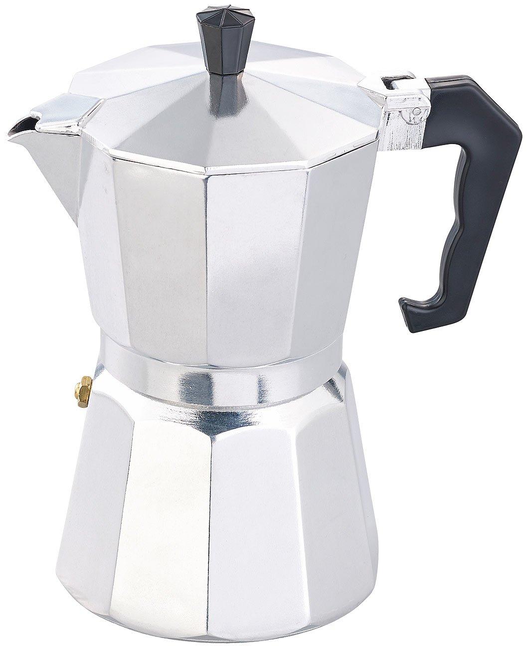 Cucina di Modena Espresso de eléctrica para 6 tazas, para Gas ...