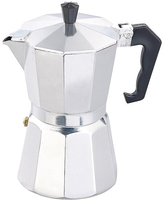 Cucina di Modena Espresso de eléctrica para 6 tazas, para ...