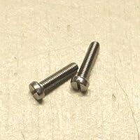 100 pcs tornillos cilíndricos M5X20 de acero inoxidable