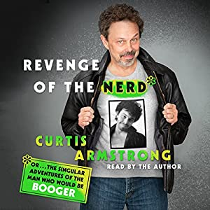 Revenge of the Nerd Audiobook