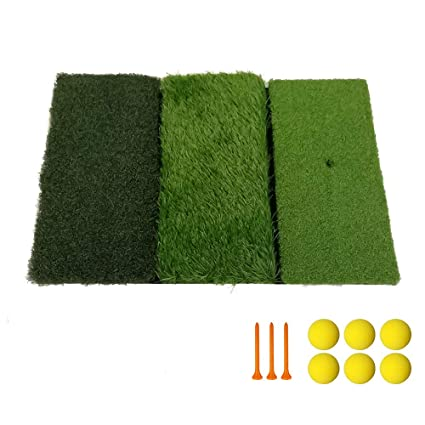 Qualified Ft Launch Zone Hitting Mat Golf Nets, Cages & Mats