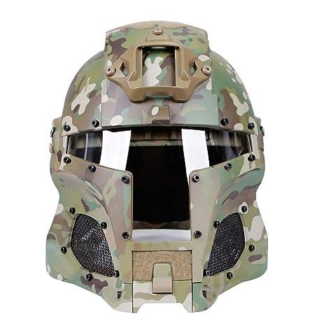Brown, L Sturm Handels GmbH Mil-Tec Aviation Helmet