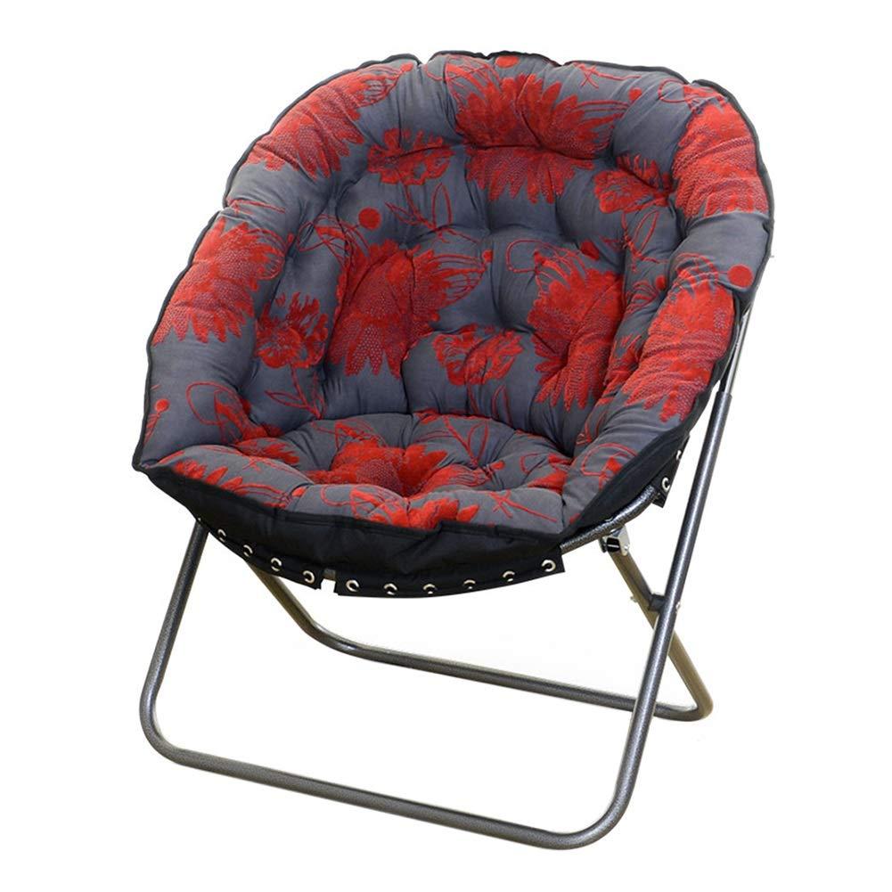 Fauteuil Lounge /él/égant et Confortable Fauteuil-canap/é Pliant Couleur : Style 1 Chaise de Sol 4 Couleurs en Option