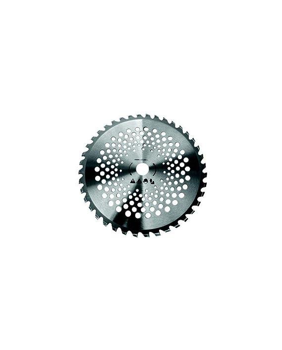 Papillon 8061058 Disco Desbrozador Gasolina Universal con 40 Dientes, 25 cm