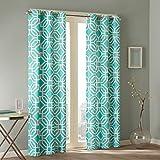 Kohls Kitchen Window Curtains Maci Window Curtain Aqua 84