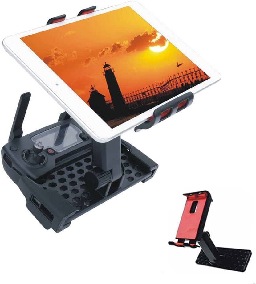 Crazepony-uk 4-12 Pulgadas de Soporte del Monitor de extensión Ajustable Tablet Soporte de teléfono para dji Mavic Pro Remoto