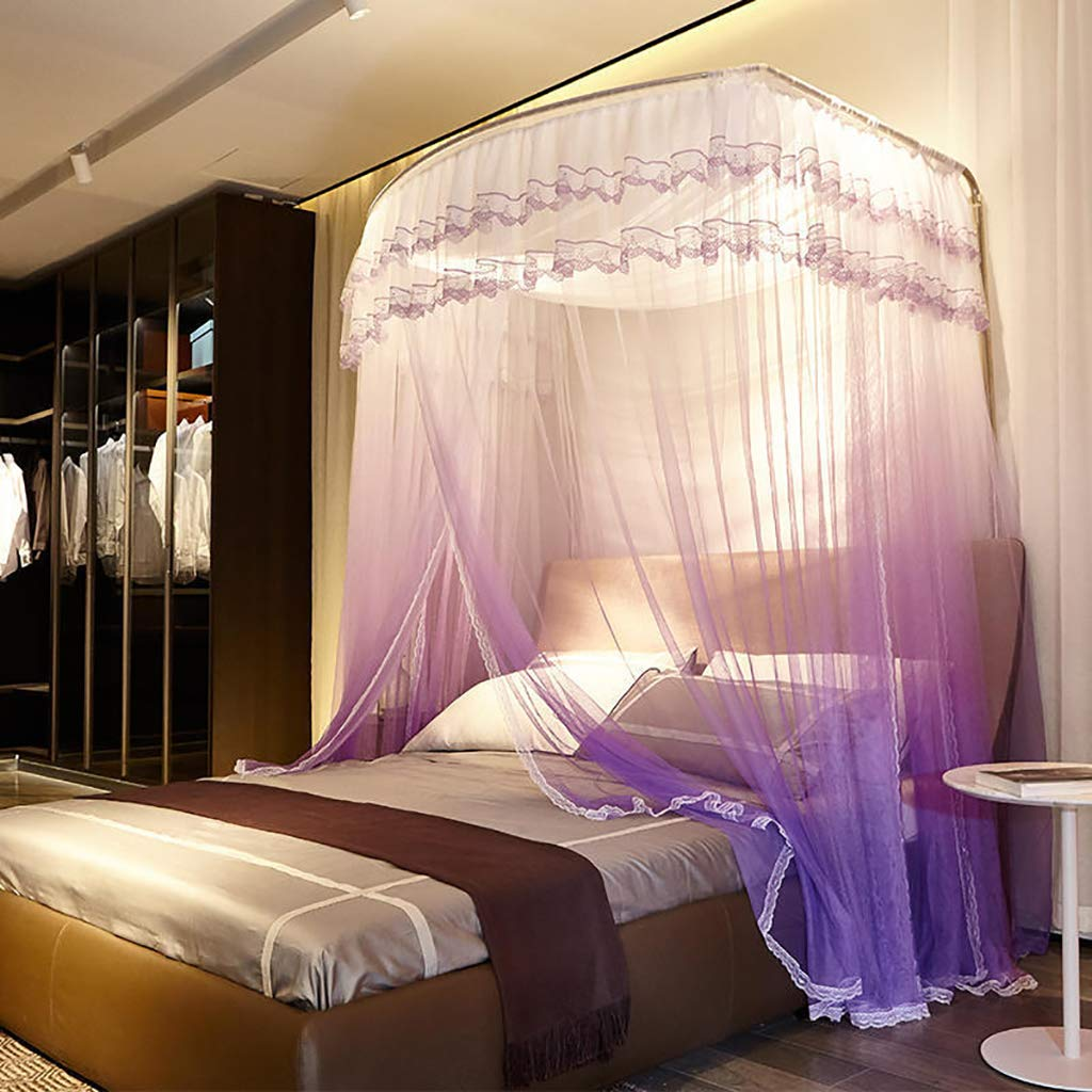 Amazon.com: HC&WT Bed Canopy Mosquito net Netting, Cozy ...