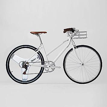 Hycore T1 - Bicicleta eléctrica para mujer, 27,5 pulgadas, ligera ...