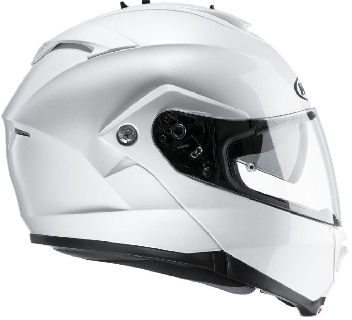 HJC 115629XS Casco Moto XS Bianco Perla