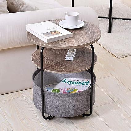 Amazon.com: Htu Tavolino Da Caffè, Portariviste, Con ...