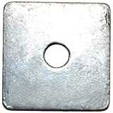 Hard-to-Find Fastener 014973343873 Square Washers, 3 x 3 x 1/4 x 5/8-Inch